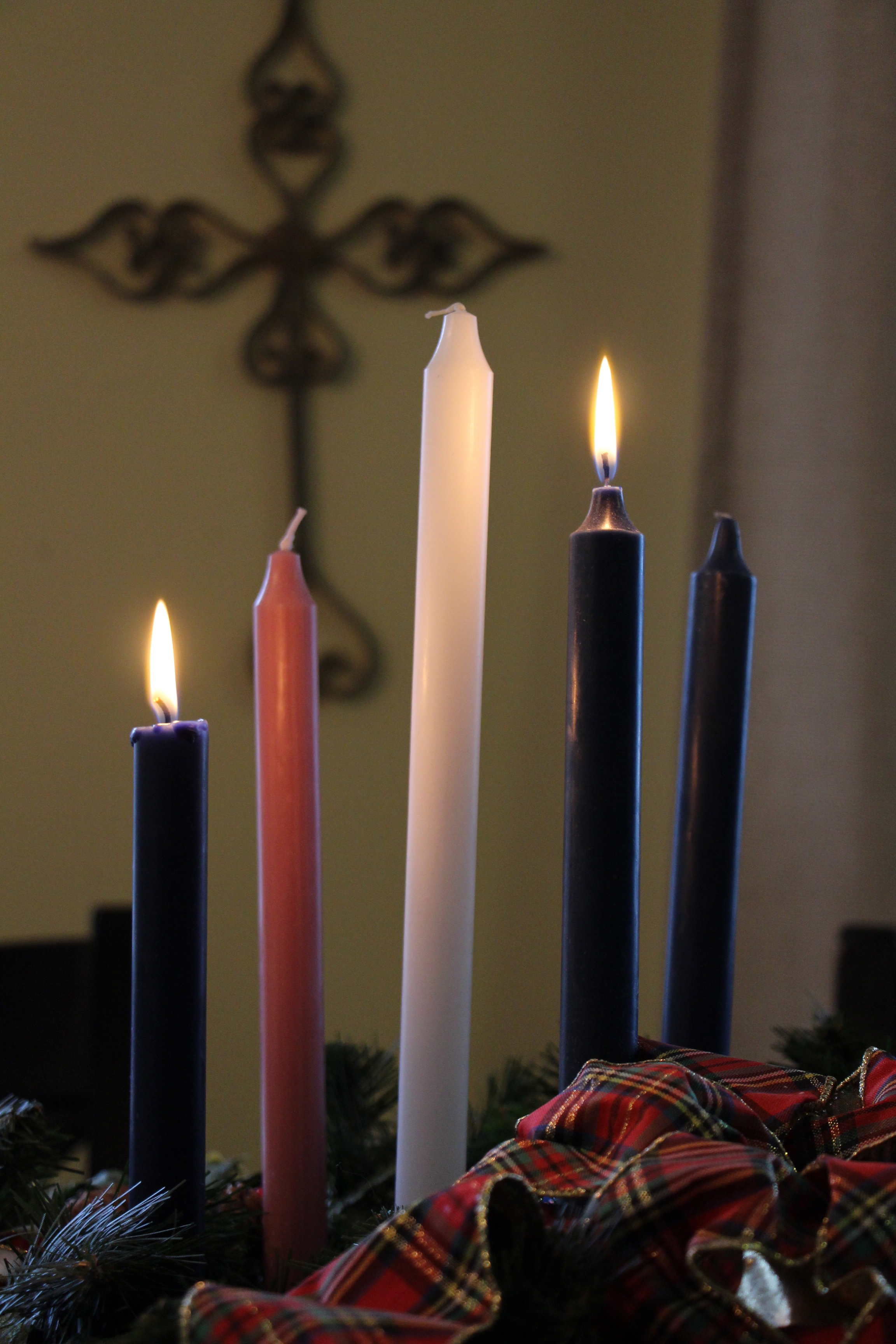 2nd week of Advent--Peace